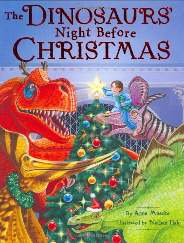 The Dinosaurs Night Before Christmas