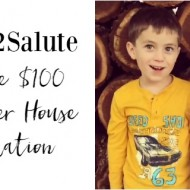 Share Your #Sing2Salute Video to Raise Money for Military Families