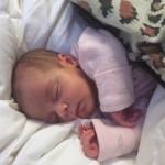 Emilia's 2 Weeks Old