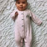 Emilia's 5 Weeks Old
