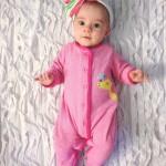 Emilia is 10 Weeks