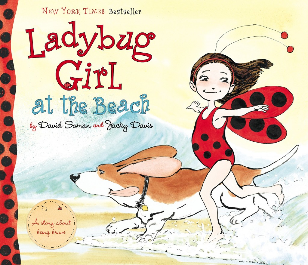 Ladybug Girl Goes to the Beach