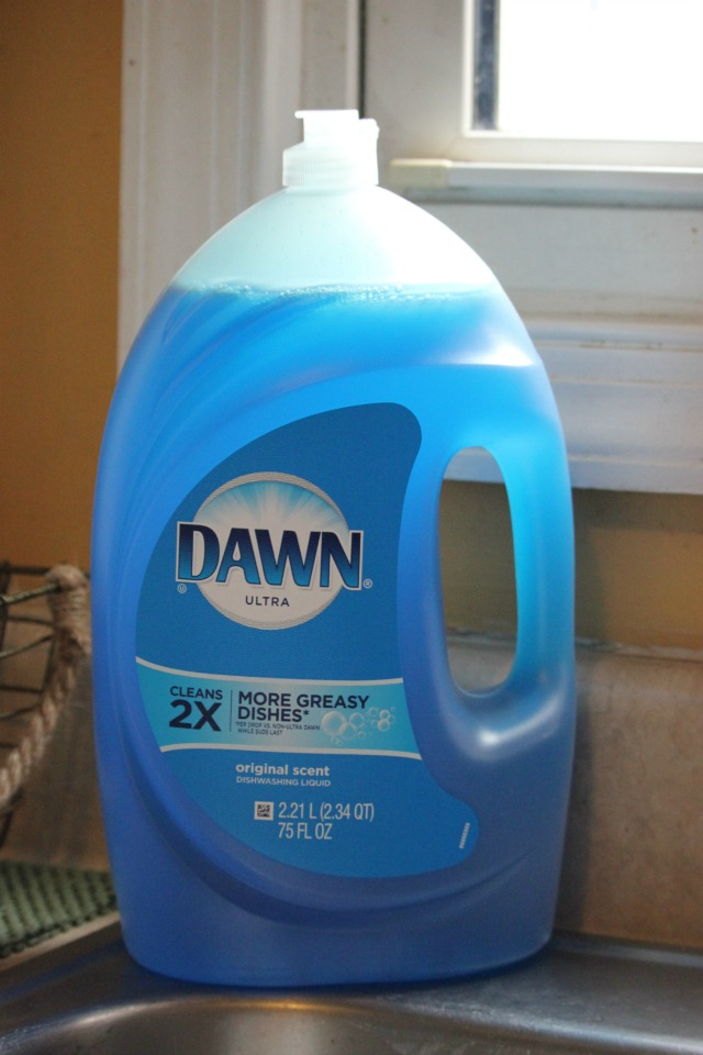 dawn dish soap 75 ounces