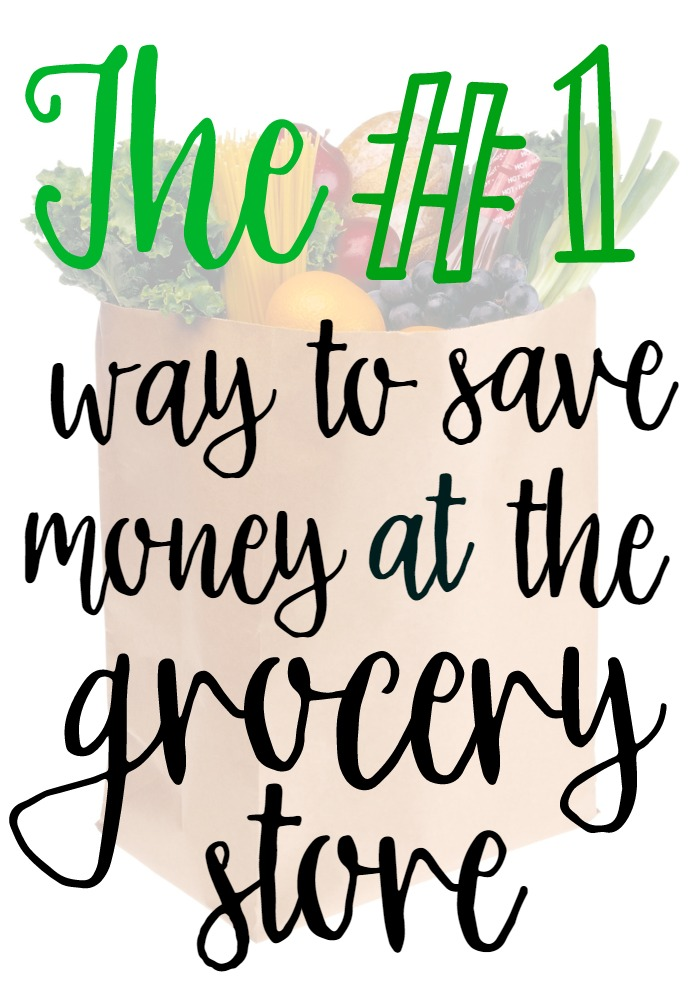 save money at the grocery store