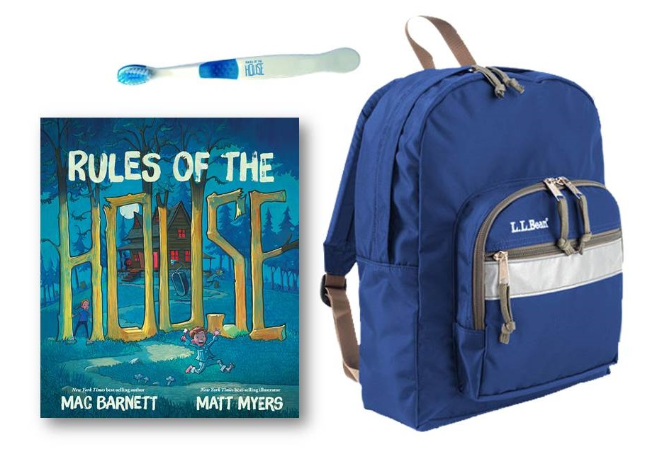 Rules of the House Giveaway