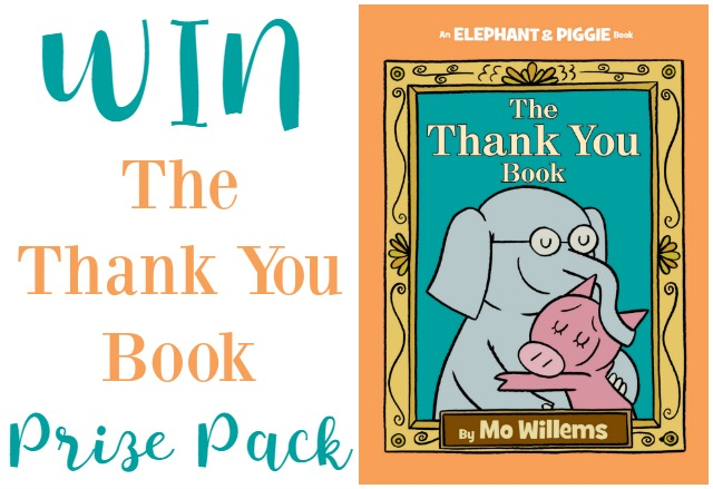 win the thank you book prize pack