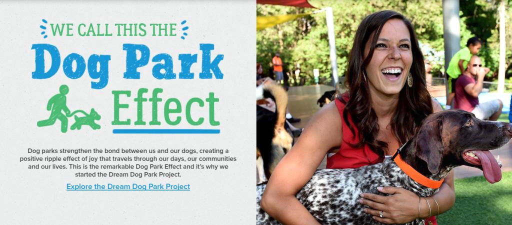 dog park effect