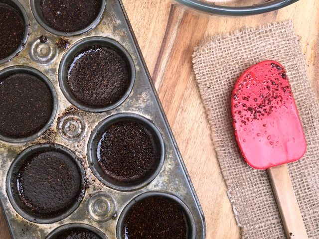 Coffee and Coconut Oil Exfoliating Bars