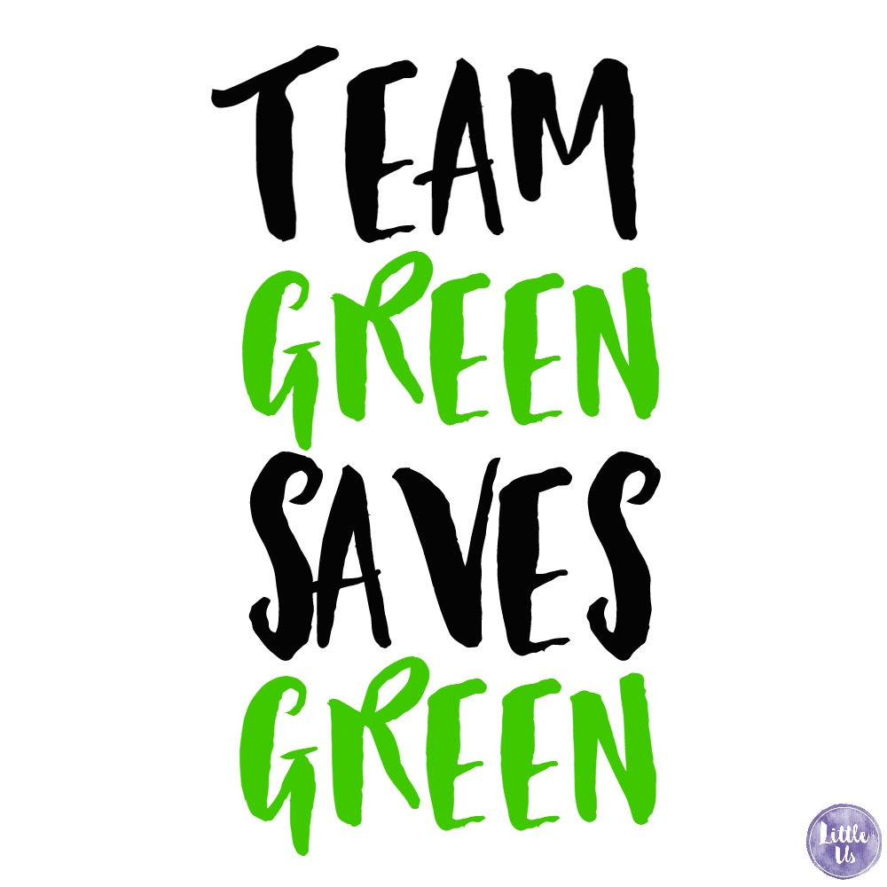 team green saves green