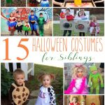 15 Halloween Costumes for Siblings