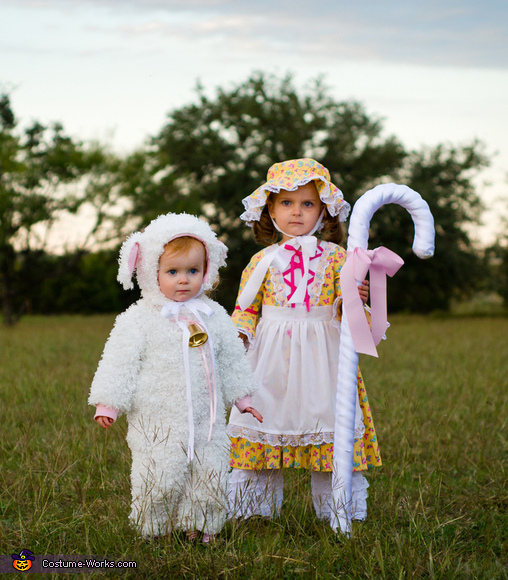 little-bo-peep-and-her-sheep