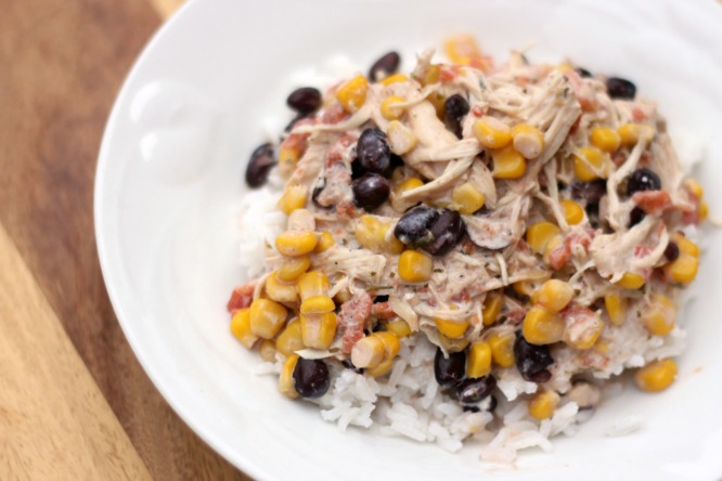 slow-cooker-southwestern-chicken-over-rice