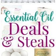 Essential Oil Deals & Steals