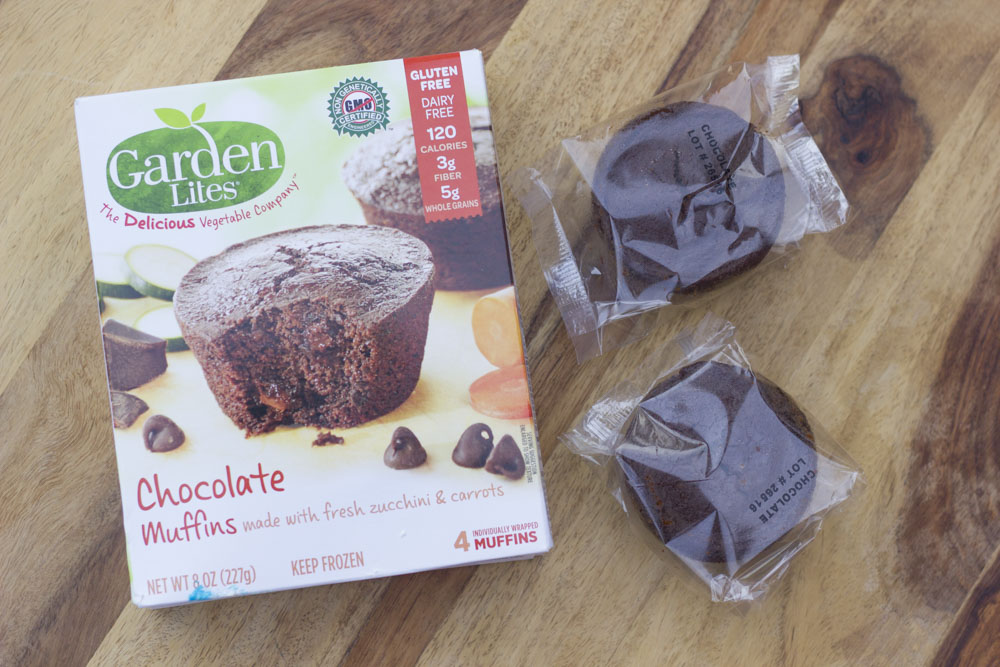 garden lite muffins indidvidually wrapped