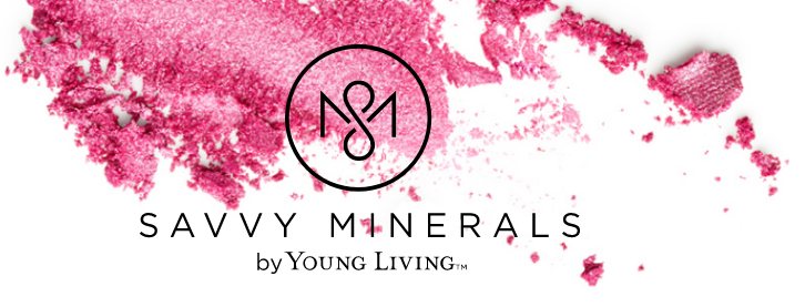 All Natural Savvy Minerals Makeup Makeover