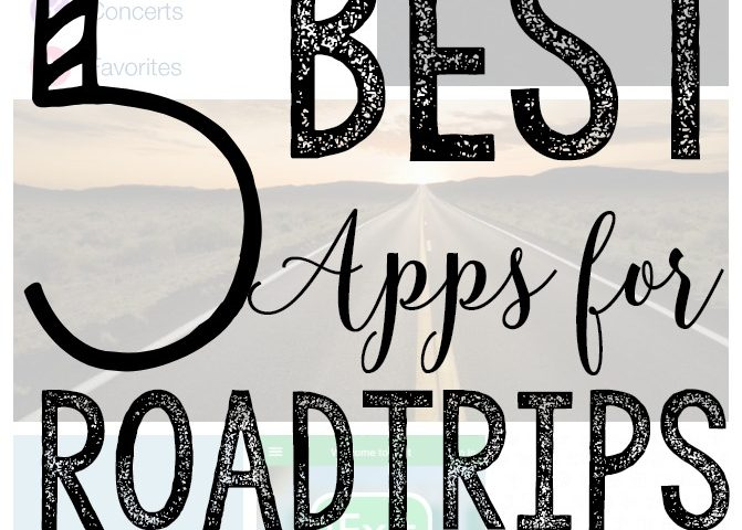 5 Best Apps for Road Trips