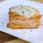 Chicken alla Vodka Lasagne