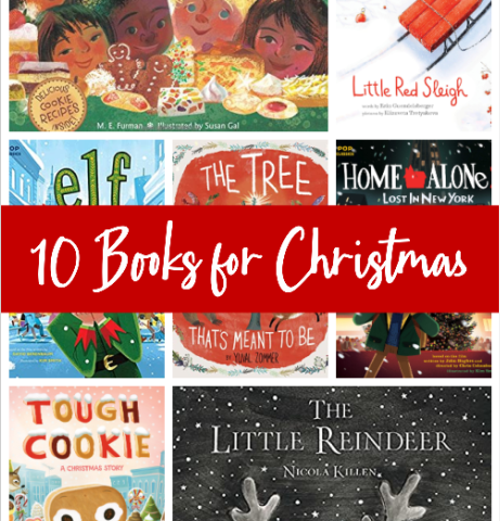 10 Christmas Books for Kids